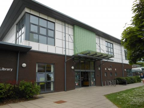 Gosforth Library and Learning Centre