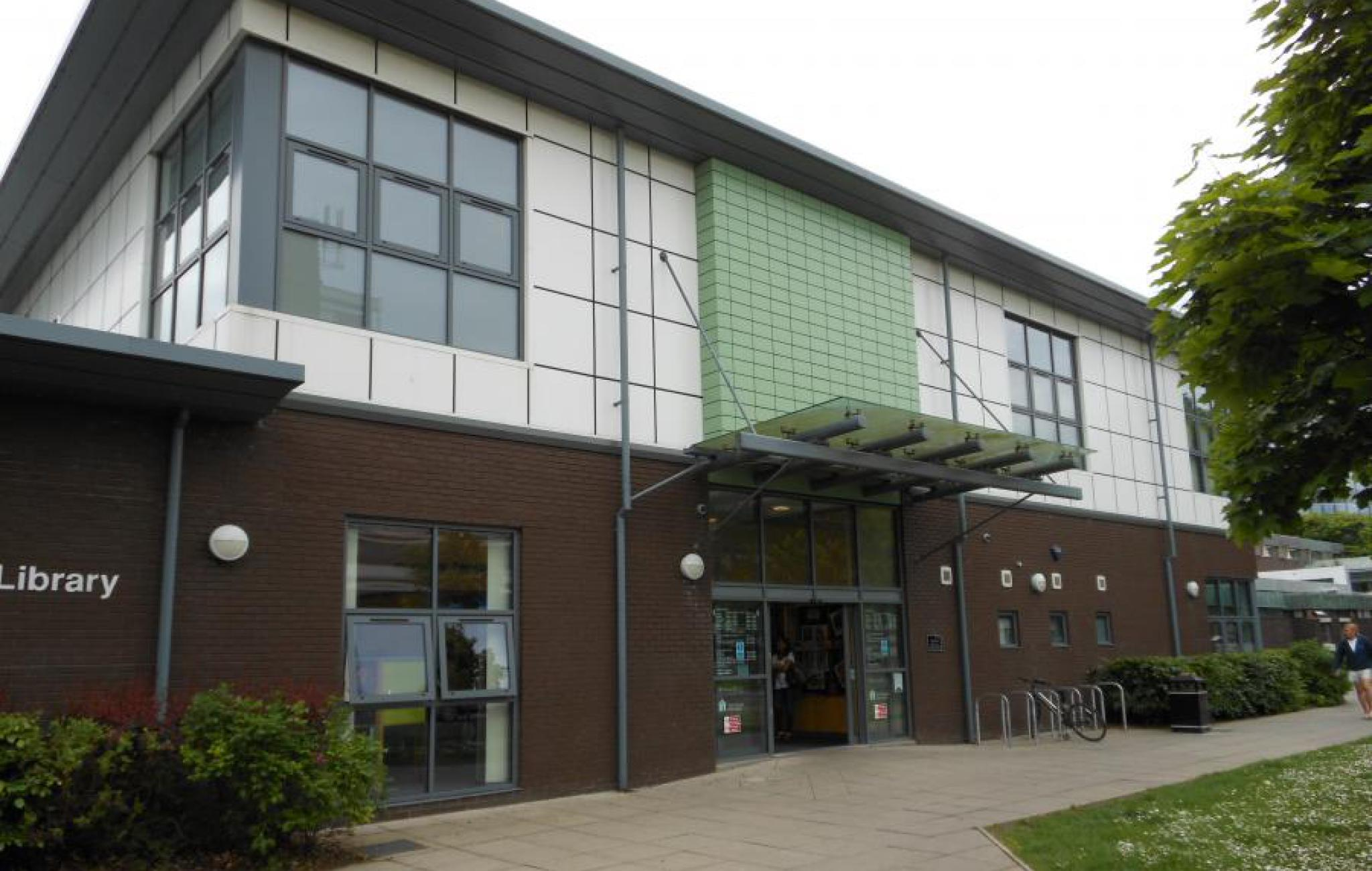 Image of the Gosforth Library and Learning Centre